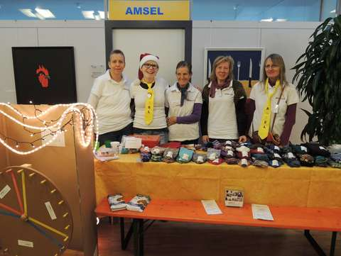 Stand-Angebot Amsel